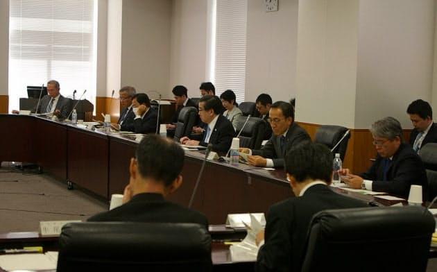 国立大学法人の戦略的経営実現に向けた検討会議(3月19日、文部科学省)