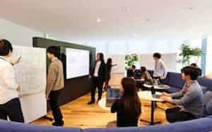 日立は中央研究所(東京都国分寺市)にデータサイエンティストらトップ人材約100人を集約する