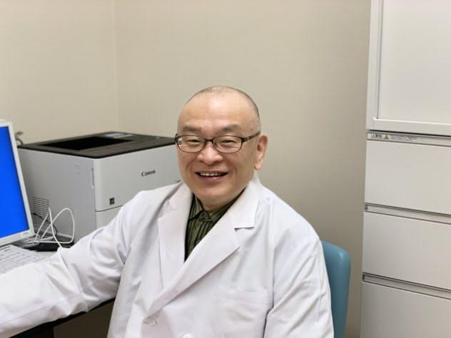 おおはし・ようへい 1963年三重県生まれ。三重大学医学部卒業後、総合病院の内科医を経てホスピス研修を受け04年から現職。18年6月、消化管間質腫瘍と診断された。著書に「緩和ケア医が、がんになって」(双葉社)。