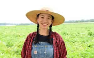 囲みP)ladies be ambitious、いただきますカンパニー代表、井田芙美子さん