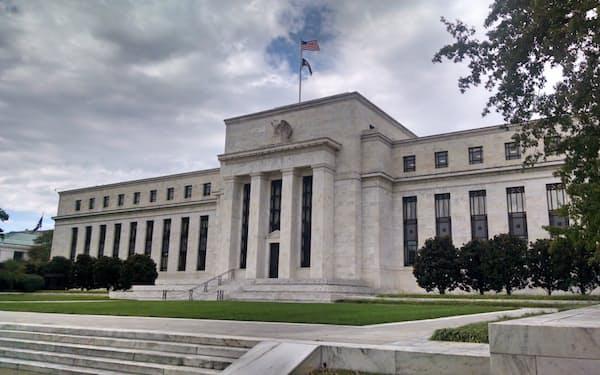 苦境にあえぐ米経済は中央銀行への依存を強めつつある(米連邦準備制度理事会)