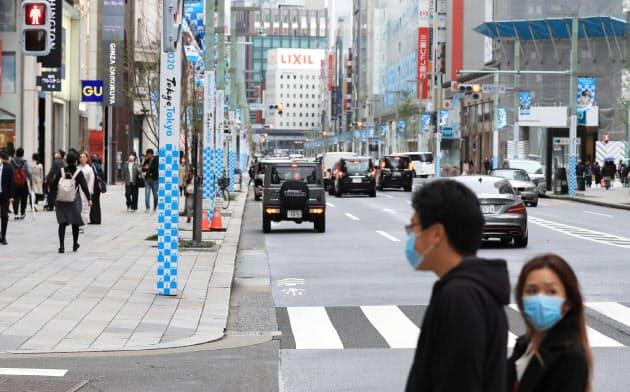 東京で63人感染確認 新型コロナ、1日で最多