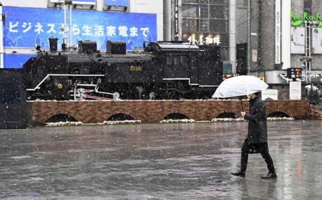 関東甲信で大雪警戒