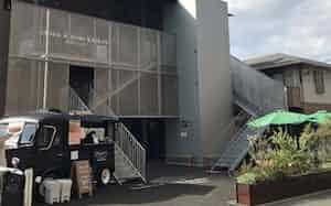 昨年移転・再オープンした京都みなみ会館(京都市南区)