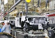 トヨタのタイ工場