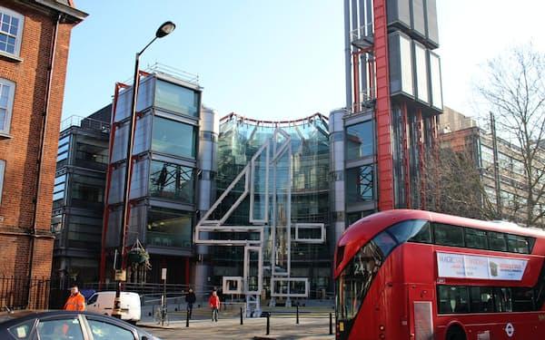 英国のチャンネル4はロンドン・パラリンピック放送で名をあげた(ロンドン)