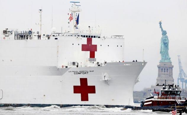 世界で病床確保急ぐ 米欧に危機感、日本は対応鈍く