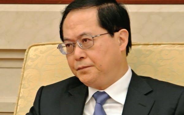 浙江省トップの省委員会書記を務める車俊氏