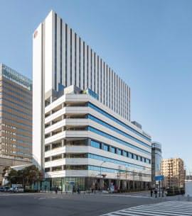 横浜東急REIホテルは開業を4月7日から同月24日に延期した(横浜市)