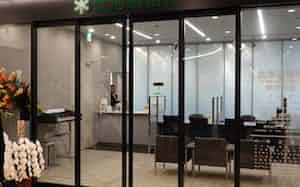ほくほくフィナンシャルグループは東京都内に共同店舗を構えるなど連携を強めている