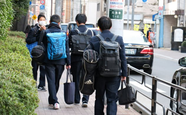 都立学校の休校、GWまで延長へ 新型コロナウイルス
