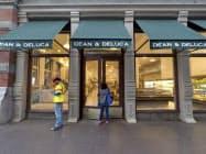 ディーン&デルーカは米連邦破産法の適用を申請した=AP