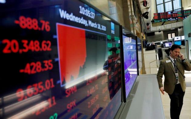 投資家はリスクを伴う賭けにはまだ慎重だ=ロイター