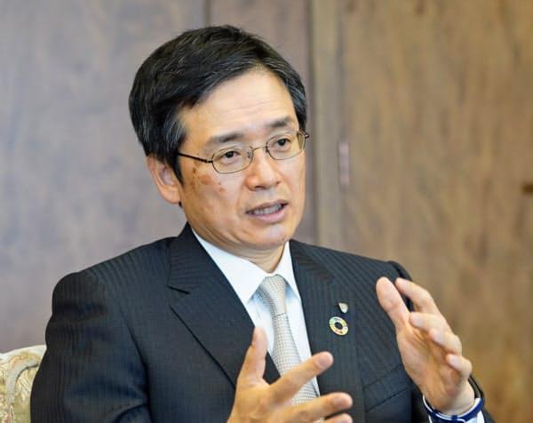第一生命の稲垣社長はコロナウイルスの影響は限定的とした