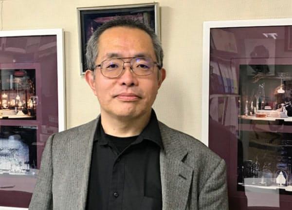 舞台監督として40年のベテランである大仁田雅彦氏