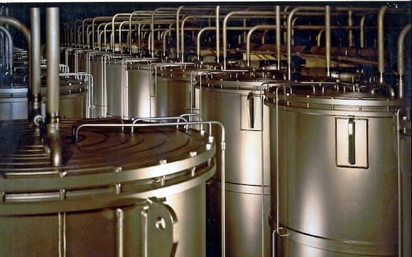 日本のウラン濃縮技術は特許公開されているものも多い