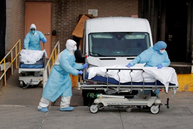 新型コロナ、世界の感染者100万人突破 死者は5万人に