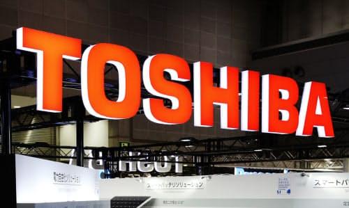 東芝は債務超過を理由に2017年8月に2部に降格した