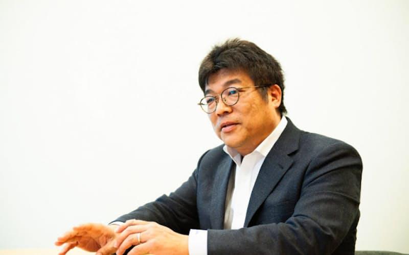 レオス・キャピタルワークスの藤野英人社長