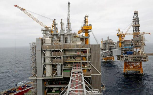 石油依存からの脱却をどう進めるのかもノルウェー経済の先行きのカギを握る=ロイター