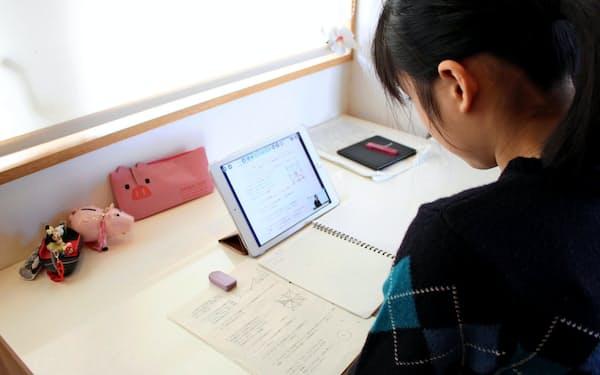 自宅でのオンライン授業のニーズが高まっている