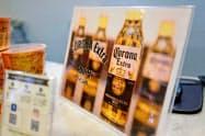コロナはメキシコを代表するビールだ=ロイター