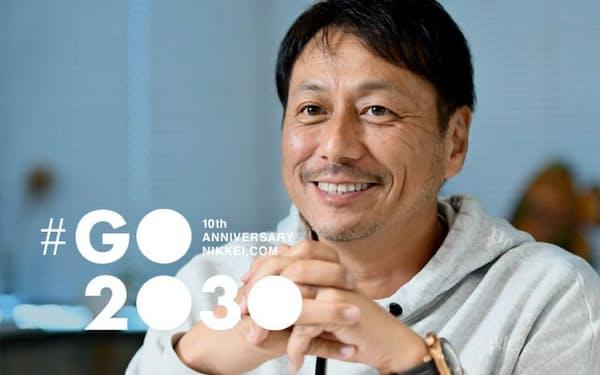 USEN-NEXT HOLDINGS社長                                                       宇野 康秀氏