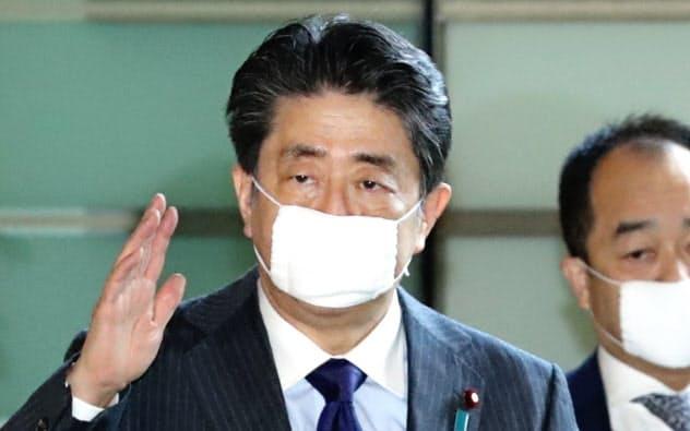 首相、緊急事態宣言の準備表明 東京など7都府県1カ月