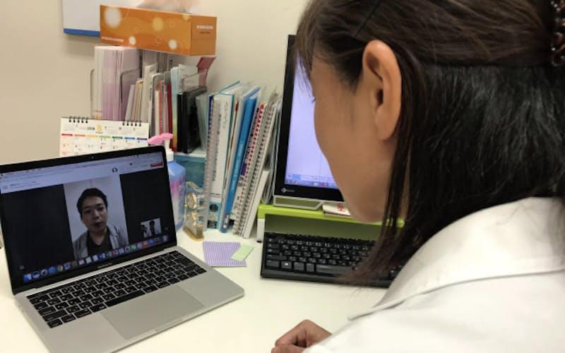 新型コロナ対策でオンライン診療のニーズは高まっている(埼玉県内のクリニック)