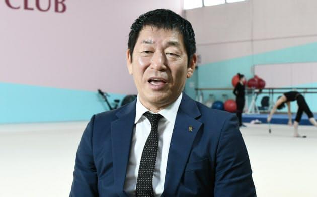渡辺氏は「世界の変化は急激。五輪も変わる必要がある」と話す