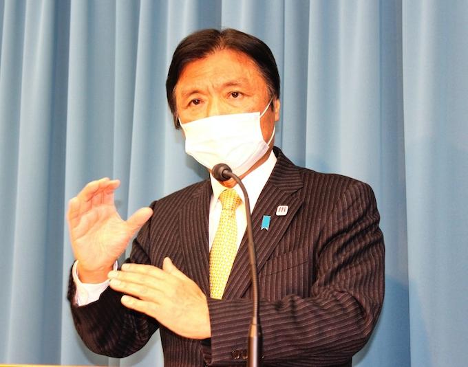 新型コロナ:福岡県知事「早急に方針まとめる」 緊急事態諮問対象に ...