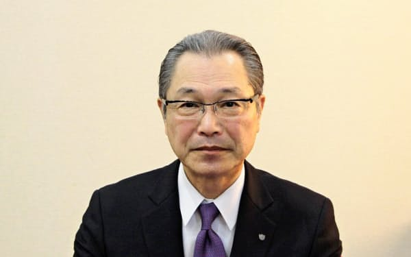 栃木銀行の黒本淳之介頭取