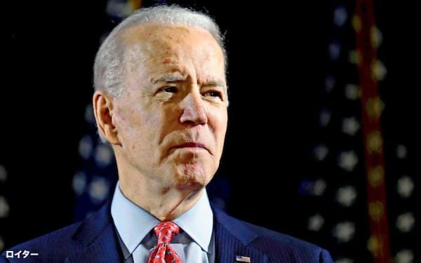 米民主党の大統領選候補選びはバイデン前副大統領が優勢を固めている=ロイター
