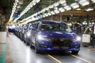 ホンダは北米の生産を4月末まで休止する(オハイオ州の完成車工場)
