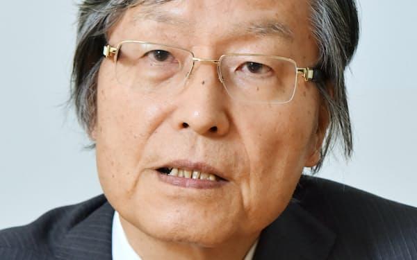 小峰隆夫・大正大教授
