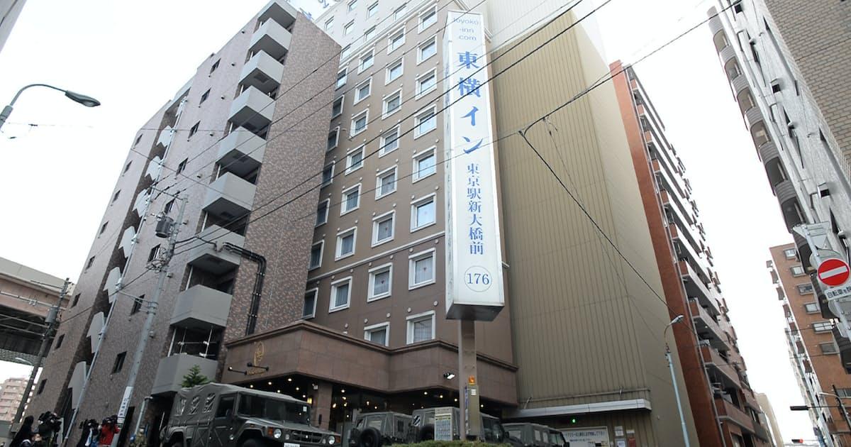 コロナ 軽症 者 ホテル