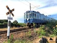 銚子電鉄は1日14便を運休する