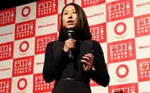 丸紅の青木氏は新規事業創出プログラムでアイデアを提案し、20年半ばの新事業立ち上げを狙う