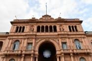 アルゼンチン政府は債務の繰り延べを求めている(アルゼンチン大統領府)