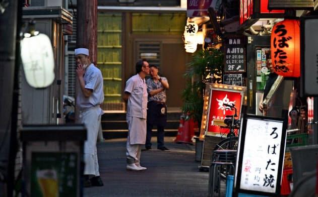 飲食店営業、午後8時まで 東京都が休業要請見直し