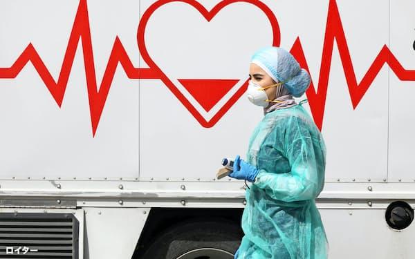 ヨルダンは新型コロナウイルス感染症の事例が少ない段階から徹底した予防措置を講じた=ロイター