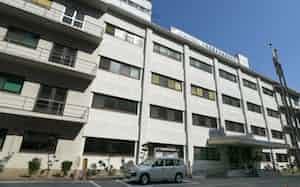 「PCR検査」を実施する大阪健康安全基盤研究所(大阪市東成区)