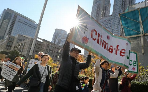 「コロナ後」の世界でも気候変動は深刻な問題。