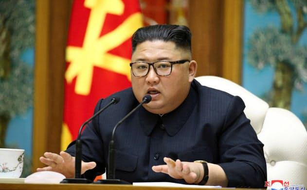 金正恩委員長の動静が伝えられたのは11日が最後になっている=朝鮮中央通信・朝鮮通信