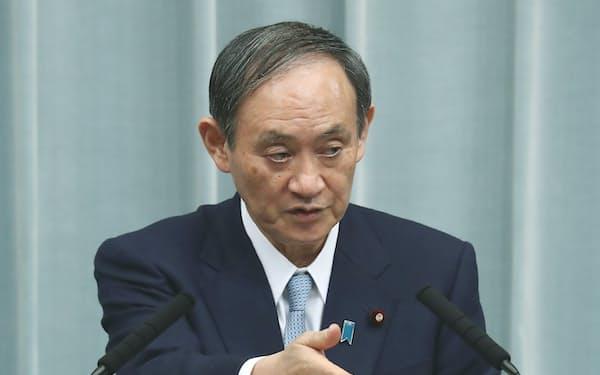 菅義偉官房長官は小選挙区中心に変わってから最初の衆院選となった1996年に神奈川2区から初当選した「小選挙区第1世代」と自負する