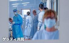 ICU、43道府県で不足の恐れ コロナ重症者ピーク時