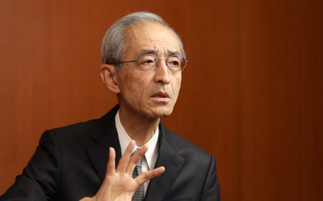 三菱UFJフィナンシャル・グループ会長・平野信行氏