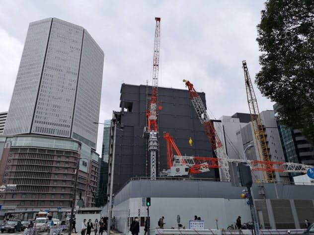 阪神電気鉄道などは梅田地区に「大阪梅田ツインタワーズ・サウス」を22年に開業予定だ