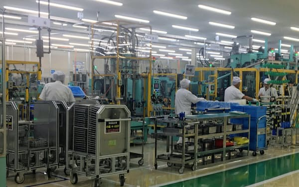 自動車部品大手のショーワは国内2カ所の工場で従業員の一部を一時帰休する(埼玉工場)