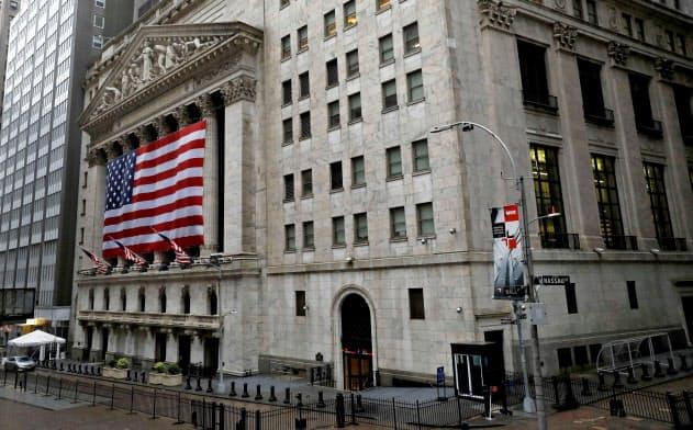米国株式市場は少しずつ落ち着きを取り戻してきた=ロイター